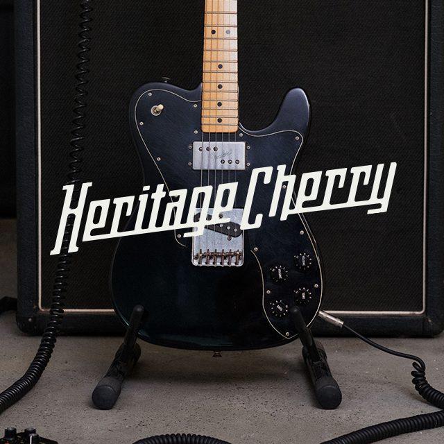 Heritage Cherry