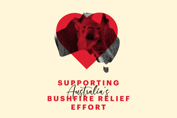 Supporting Business Chicks in Bushfire Relief