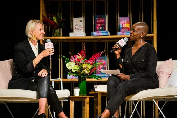 'It's all going to be alright' – A Morning With Elizabeth Gilbert